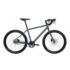 tout terrain X-Over crosscykel med urban look og Gates CDX remtræk Off Road, Urban Looks, Belt Drive, Trekking, Bicycle, Vehicles, Offroad, Bike, Bicycle Kick