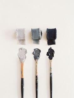 Black/grey ideas