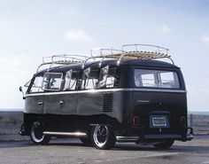 Would be Awesome to own one of these rare VW Buses