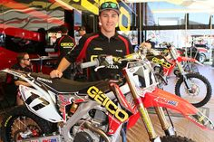 Eli Tomac - Vital MX Pit Bits: Monster Energy Cup - Motocross Pictures ...