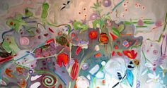 my artist sister Sharon Barr is great with color