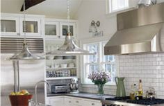 Kitchen Design - Ideas and Pictures of Kitchen Design - ELLE DECOR  http://pinterest.com/incredibleoop/