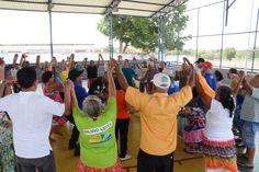 Prefeitura de Boa Vista, Cabelos de Prata iniciam ensaios para o Boa Vista Junina #pmbv #prefeituraboavista #boavista #roraima