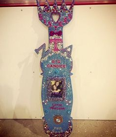 Getting a paddle that's as perfect as your little. TSM.