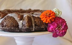Yammie's Noshery: Secretly Healthy Chocolate Cake