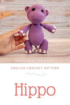Amigurumi Toys, Crochet Accessories, Stuffed Toys Patterns, Beautiful Crochet, Handmade Toys, Crochet Toys, Gifts For Kids, Crocheting, Diy And Crafts
