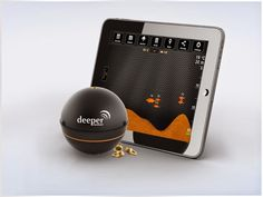 Deeper, The Fish Finder Compatible With Android And iOS Devices : Tech Ticking