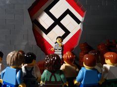 Así te aprenderás la historia de la Alemania nazi: la recrea en LEGO — cribeo