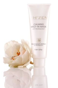 This luxurious mask enhances the overall condition of skin in just 10 minutes - leaving it plumped up with moisture and looking luminous. Read more about the Sh'Zen Calming Melt in Mask here: http://www.shzen.co.za/face_phytoexquisites.php