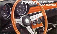 Alfa Romeo 1750 GTV mk 1 (1967-70)