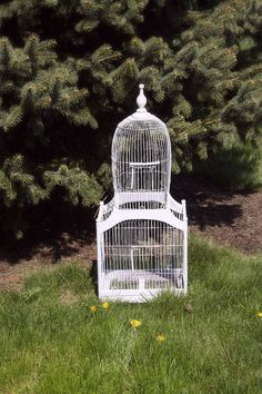 Vintage Birdcages from Etsy Wedding Trends