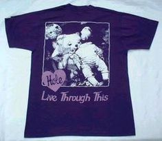 Property of and submitted by www.courtney-love.org (thanks for sharing!) in LIVE THROUGH THIS MERCHANDISE 1994-1995 by