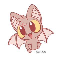 Bat Bat by Daieny on DeviantArt