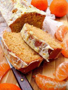 Con sabor a canela: Cake de mandarina