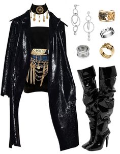 Boujee Outfits, Kpop Fashion Outfits, Stage Outfits, Polyvore Outfits, Stylish Outfits, Girl Fashion, Aesthetic Clothes, Korean Fashion, Ideias Fashion