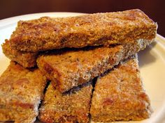 This oven baked tofu recipe looks awesome!
