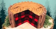 How to Make a Lumberjack Cake                                                                                                                                                                                 More
