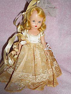 Nancy Ann Storybook Doll, Bridesmaid, Origina