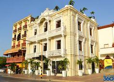 Hotel Monterrey, Cartagena, Colombia.