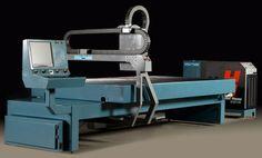 CNC Plasma Arc Cutting System