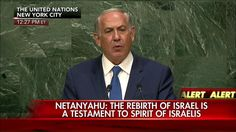 Israeli Prime Minister Benjamin Netanyahu expressed his dismay over the Iran nuclear deal in an address to the U.N. General Assembly this afternoon.