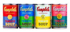 Warhol Cans