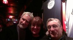 Robert De Niro and Kevin Kline celebrating a Falcons victory at the Clermont Lounge! Kevin Kline, The Beautiful South, Owen Wilson, Just Peachy, Darjeeling, Falcons, Celebrities, Georgia, Lounge
