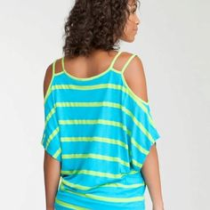 Bebe caged sleeve top. Love it!