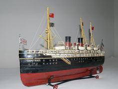 marklin boats - Google Search