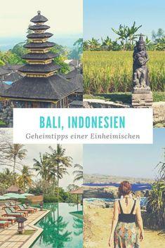 Bali, Indonesien: Geheimtipps einer Einheimischen - zu Hotels, Restaurants, Stränden, Surfen, Tauchen & Yoga