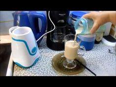 Ledová káva Kettle, Glass Of Milk, Ale, The Creator, Drinks, Youtube, Drinking, Tea Pot, Beverages