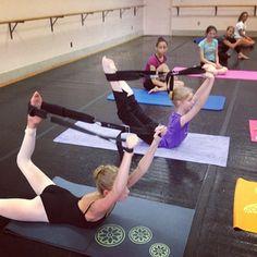 Flexistretcher pink   flexistretcher # balletstudents # evspa # flexistretcher ...