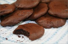 Biscuits double chocolat