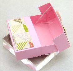 Stampin Up UK Secret Closure Gift Treat Soap Box (+playlist)