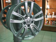 "17"" Civic HFP Wheel"