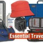 12 Favorite Travel Gear Essentials