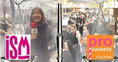 Durante cuatro intensas jornadas, las últimas tendencias y apuestas del sector de dulce y del aperitivo se han dado cita en el recinto ferial de Koelnmesse (Colonia) con motivo de la celebración de la 46 edición de ISM, a la que asistieron más de 38.500 visitantes profesionales, un 4% más que en 2015, que junto a ProSweets, el gran escaparate de los proveedores, ha vuelto a convertir a la ciudad alemana en el epicentro mundial del sector