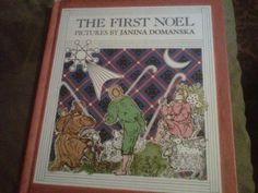 First Noel by Janina Domanska, http://www.amazon.com/dp/0688043259/ref=cm_sw_r_pi_dp_R5bsqb1D4B3G3