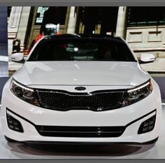 Kia Optima 2014.... My dream car.