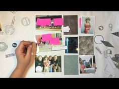 Kitaholic Kits - Sept - Project Life Process video with Deb