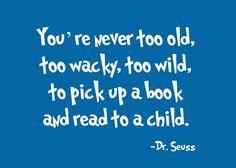 Dr Seuss!! <3