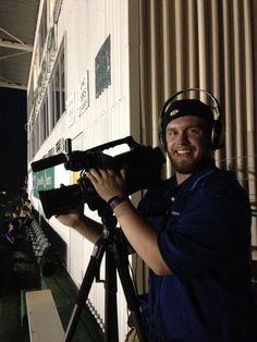 wardogsports.com cameraman Hunter Wright