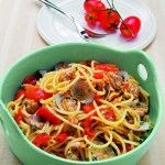 Spaghetti alle vongole e pomodorini ricetta
