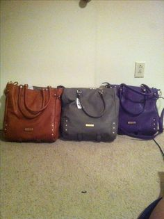 Steve Madden bags, my Tj Maxx finding