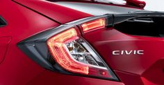 Euro-Spec 2017 Honda Civic Hatch And Sedan, Jazz Spotlight To Premiere In Paris #Honda #Honda_Civic