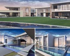 LOS ANGELES UNE MAISON À 500 MILLIONS DE DOLLARS... #immobilier #realestate #realtor #architecture #design