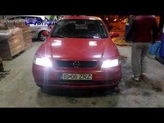 Becuri led T10- Pozitie cu stroboscoape -Opel Astra G
