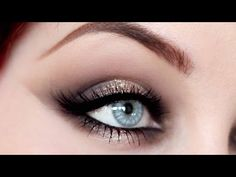 NEW Urban Decay Naked Smoky   Tutorial   Swatches - YouTube