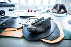 BEAUTIFUL. adidas Reinvents the Leatherworking Process | Highsnobiety