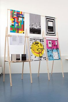 easel ideas for display